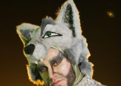 Kathenka und der Eiswolf