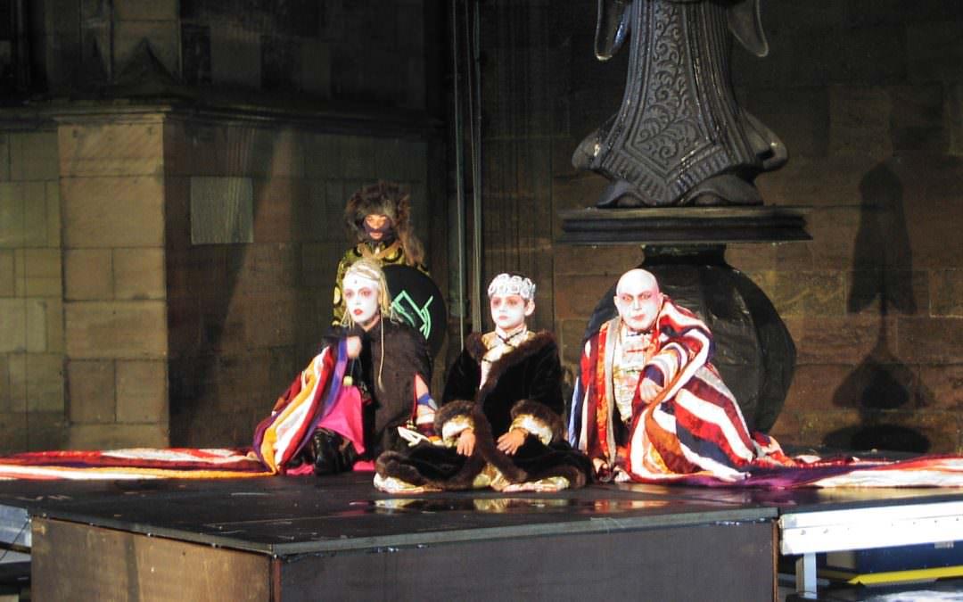 Die Nibelungen – Nibelungenfestspiele Worms